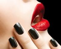 bigstock-makeup-and-manicure-black-nai-41240884